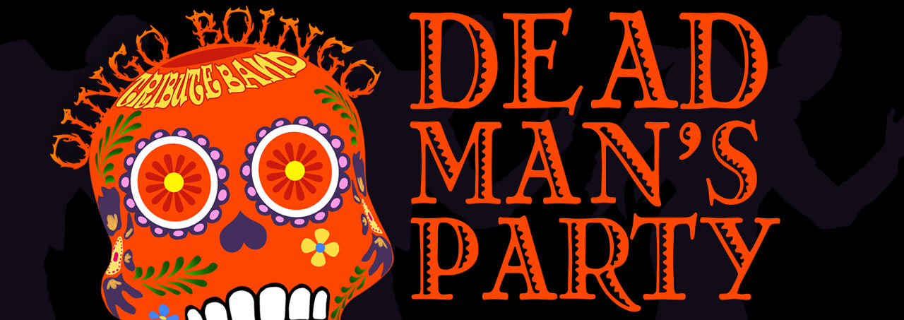 Oingo Boingo tribute band Dead Man's Party