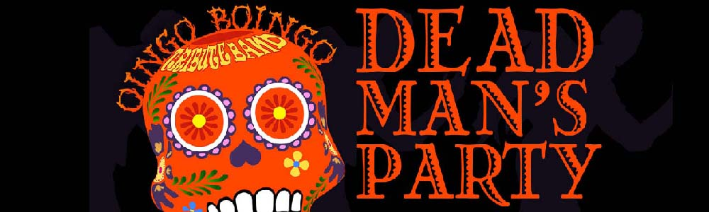 Oingo Boingo & Danny Elfman tribute band - Dead Man's Party